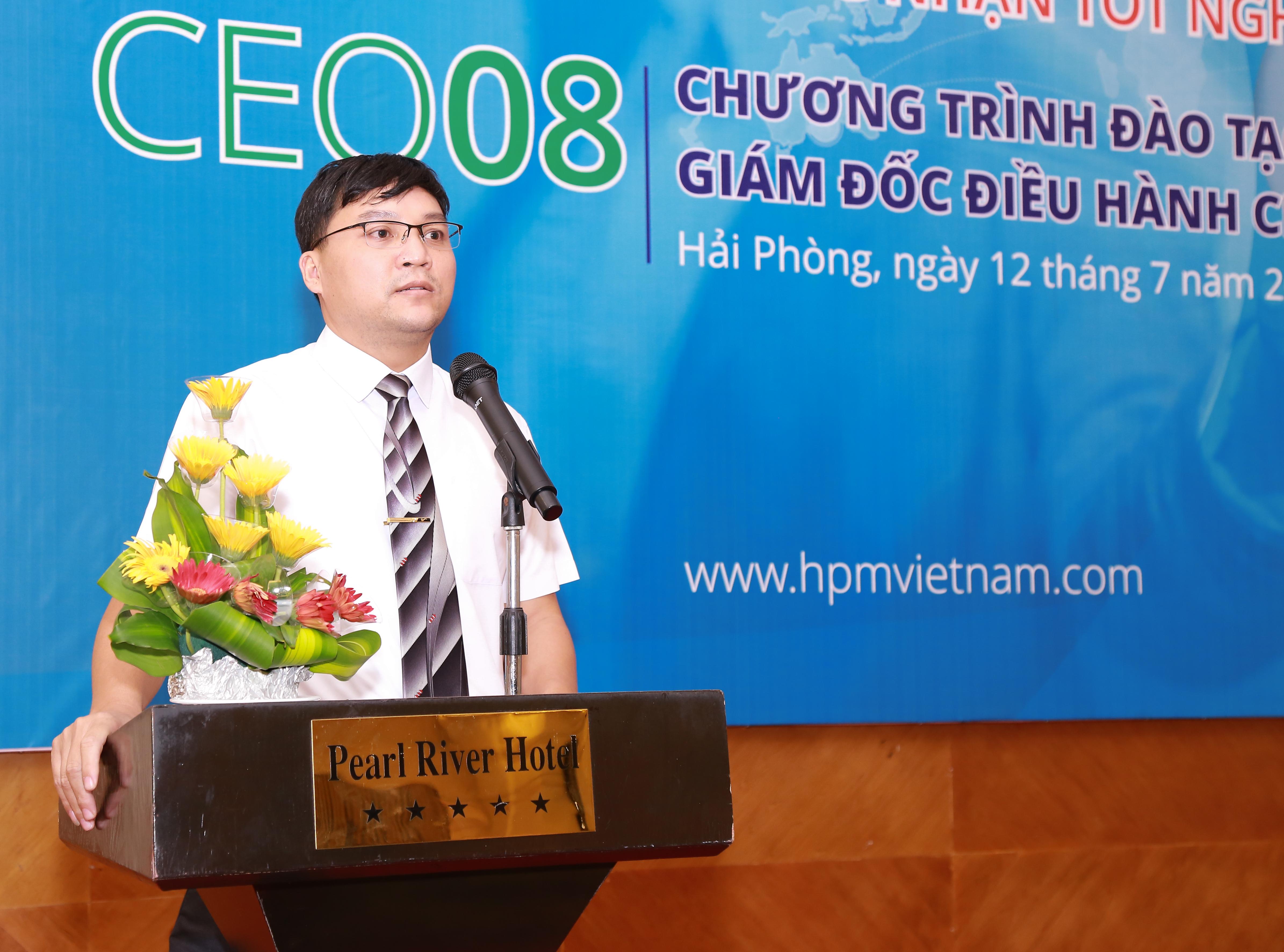Ông Hoàng Văn Dinh 1221 Trần Nhân Tông, Kiến An, HP