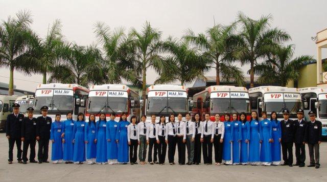 CÔNG TY TNHH VẬN TẢI BUS HẢI PHÒNG Số 16 Tôn Đức Thắng, Trần Nguyên Hãn, Lê Chân, Hải Phòng.