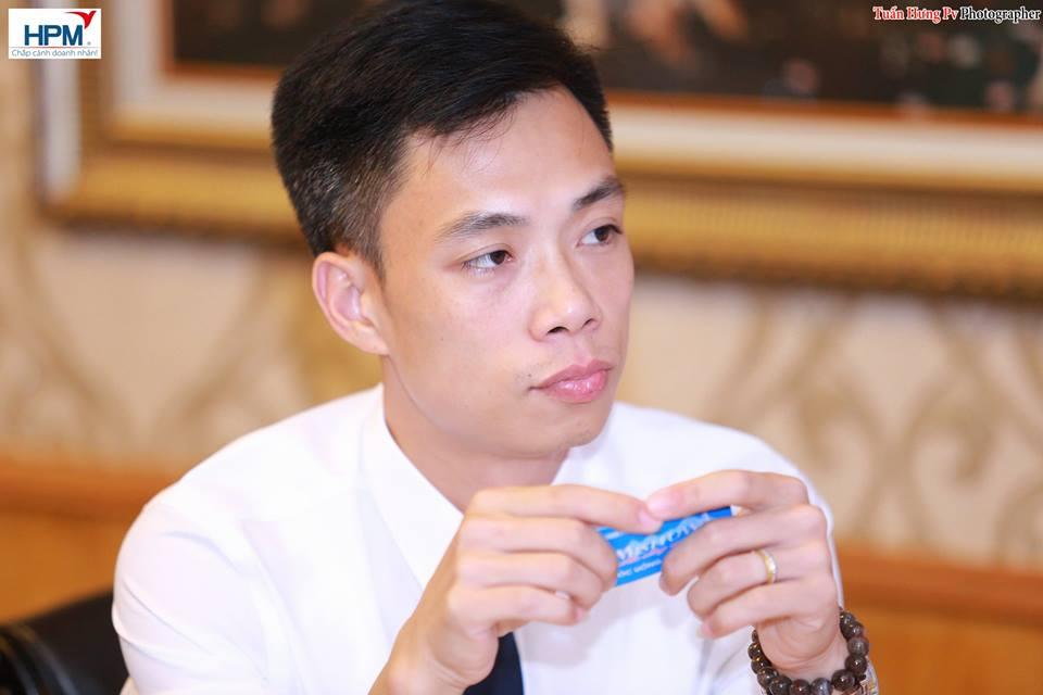 Ông Đặng Hoàng Cường  Số 366 Lê Thánh Tông, P. Máy Chai, Q.Ngô Quyền, HP